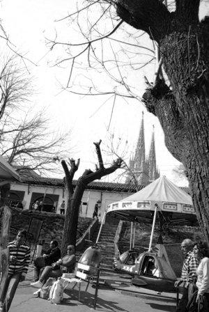 versteck am strom warnemünde