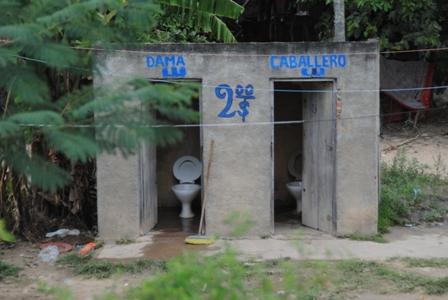 Andere Toilette in Alberdi