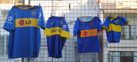 Boca immer Junior: schrumpfende Wäsche (Symbolfoto)