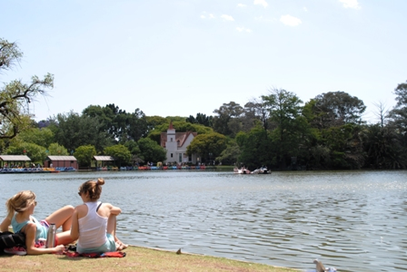 Buenos Aires im Frühling 1