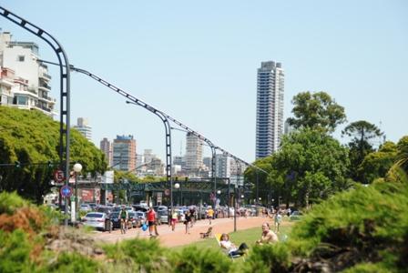 Buenos Aires im Frühling 4