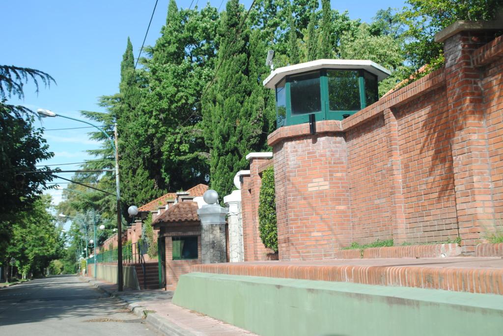 Residenz der argentinischen Präsidenten in Olivos