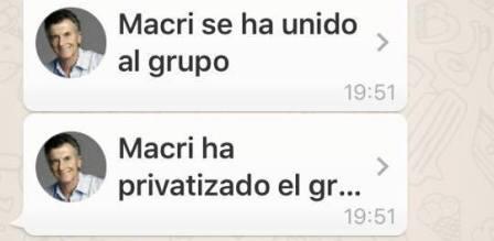Macri grupo