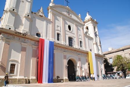 Catedral Metropolitana, Bischofskirche des Erzbistums Asunción