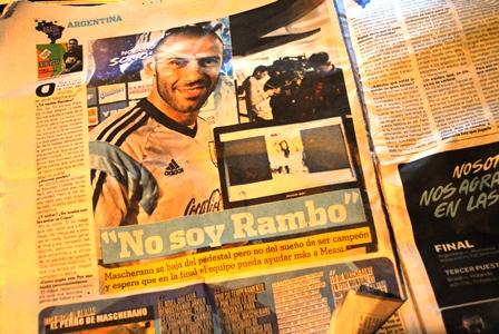 Rambo MasChe