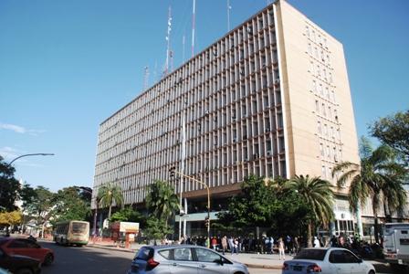 Sitz der Provinzregierung von Chaco in Resistencia