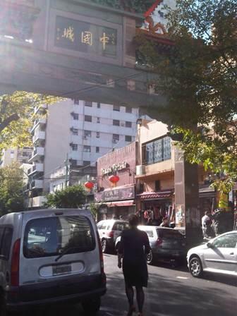 Chinatown auf Argentinisch: das Barrio Chino im Norden der Hauptstadt